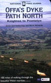 Offa's Dyke North: Knighton to Prestatyn (Aurum Guide 2008)