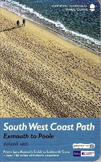 South West Coast Path: Exmouth to Poole (Aurum Guide 2011)