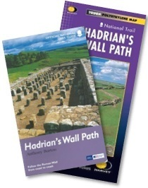 Hadrian's Wall Path Pack (Guidebook & Map)