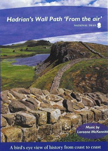 Hadrian's Wall Path 'From the air' DVD
