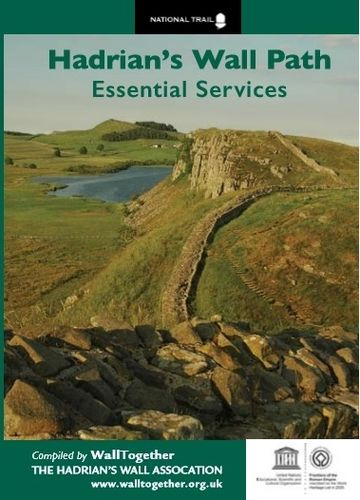 Hadrian's Wall Path Essential Services (A Guide for Walkers)