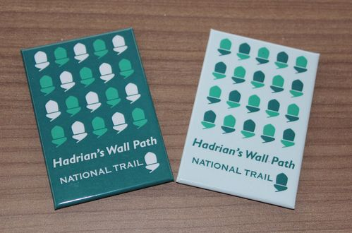 Hadrian's Wall Path Magnets