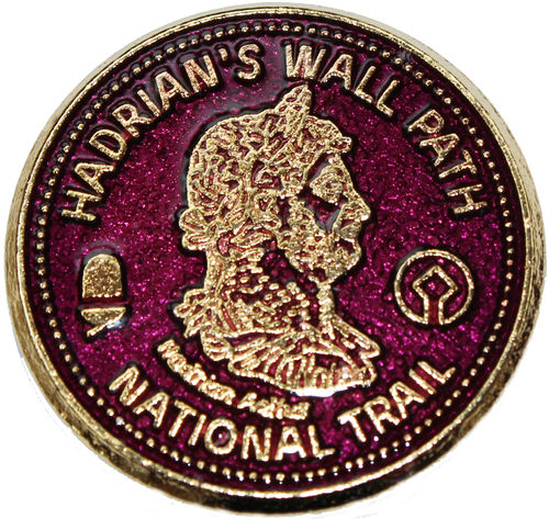 Hadrian's Wall Path Achievers' Badge
