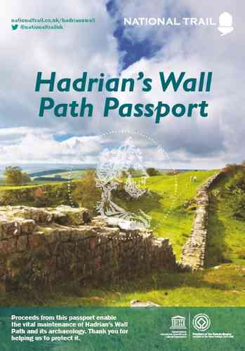 Hadrian's Wall Passport