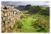 Hadrian's Wall Path (Passport, Certificate & Achievers Badge)